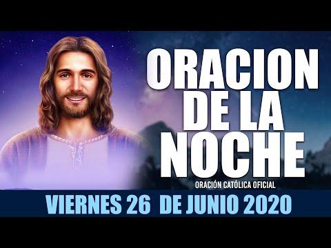 Oracion de la Noche de Hoy Miercoles 29 de Julio - Tiempo De Orar from YouTube · Duration:  5 minutes 43 seconds