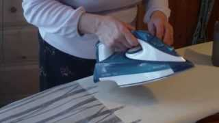 How to use an Iron...Philips S…