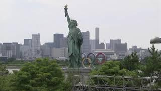 Tropical Storm warning at Tokyo 2020 Summer Olympics