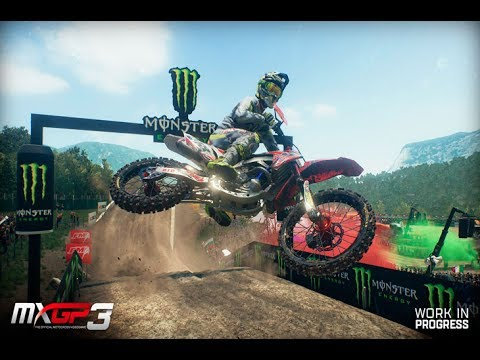 MXGP3 The Official Motocross - Let's Play ! |
