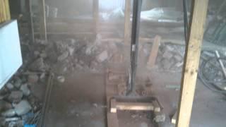 Frezowanie komina (rozwiercanie)