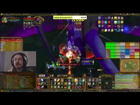 WoW Wotlk - PvE - Raid 25 nm - Halion - PoV Paladin DPS - 24/02/16