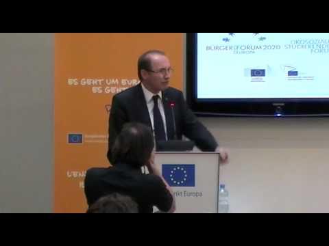 """Mai-MoNa """"StEUern durch StEUern"""" - Aktuelle Herausforderungen und Themen in der EU - Teil 1"""