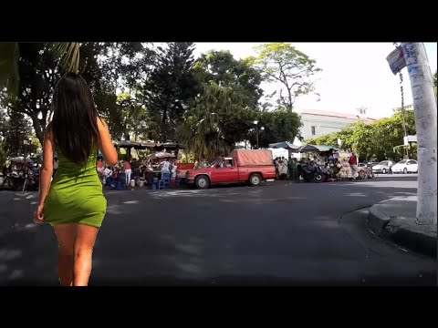 Santa Ana El Salvador ,, 2pt  avenidas y calles