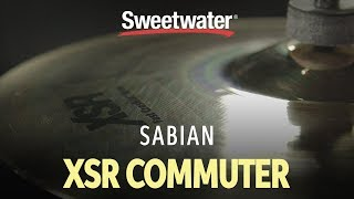 Sabian XSR Commuter Cymbal Set Review