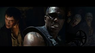 Blade 4, Directed by Guillermo Del Toro Trailer