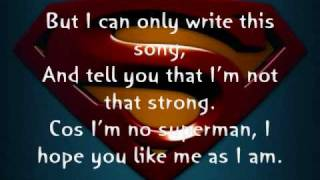 Repeat youtube video Superman - Joe Brooks (w/ lyrics)
