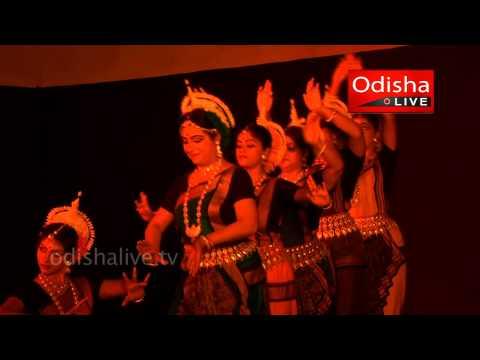 Durga - Odissi Dance - Dona Ganguly & Group - Dhauli-Kalinga Mahotsav