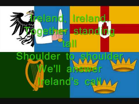 Ireland's Call ( lyrics )