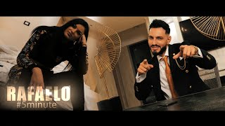 Rafaelo - 5 minute ⏰ Special guest Manuela Oprisiu | Official Video 4K