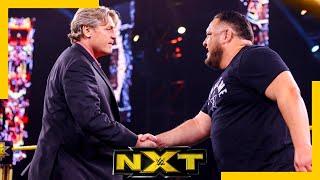 SAMOA JOE VS KARRION KROSS CONFIRMED FOR NXT TAKEOVER 36   WWE NXT   REACTION