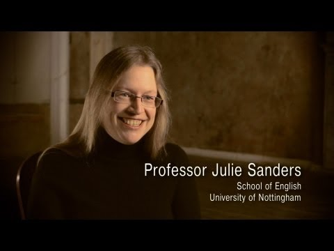 Interview with Julie Sanders