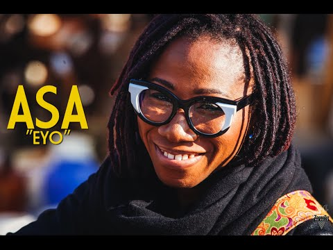 ▶Video: Asa - Eyo - Acoustic Session in Brussels