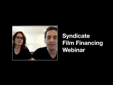Syndicate Film Financing Webinar