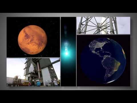 MAVEN Spacecraft has Almost Reached Mars | Science Video
