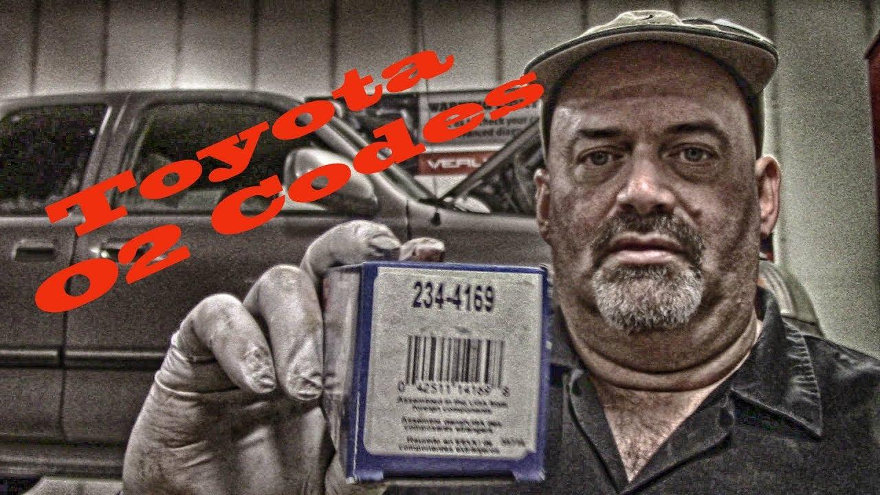Toyota O2 Sensor Codes P0135 P0136 P0155 P0156 Youtube 2004 Sienna Two Heater Circuit Bank 1