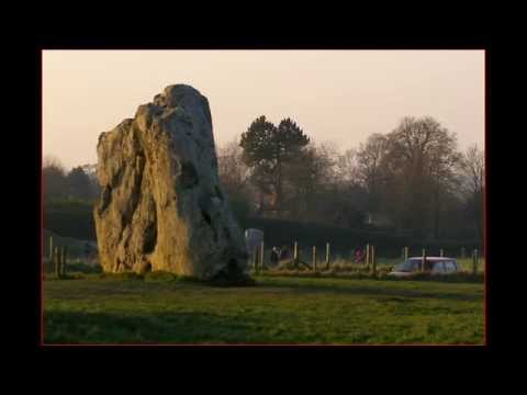 Avebury Stone Circle in southwest England 2014