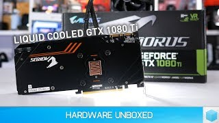 my new favourite graphics card aorus waterforce