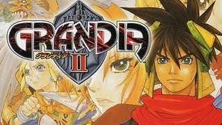 Grandia 2 Walkthrough (Part 1) Dreamcast