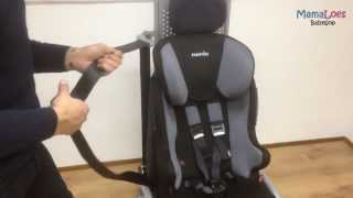 Autostoel Monteren: Nania Racer SP - MamaLoes Babysjop