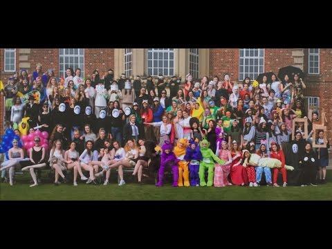 Headington School Muck Up Video 2017