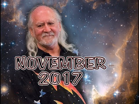 Rick Levine Astrology Forecast for November 2017
