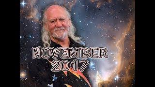 Rick Levine Astrology Forecast for November 2017 2017 Video