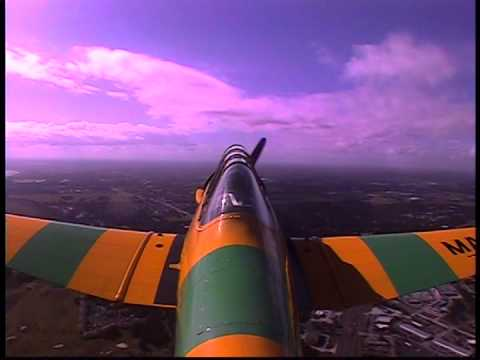 Warbird Adventures : North American T-6 Over Kissimmee (Part 1)