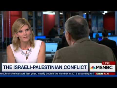 MSNBC Apologizes For Palestinian Map-Gate