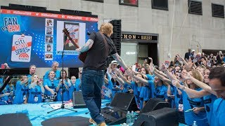 Ed Sheeran performs Supermarket Flowers on Today Show