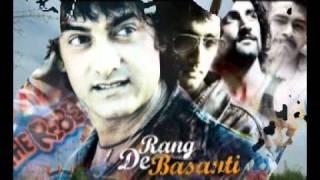 dj UsMaN - Rang de Basanti (RemiX)