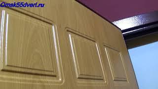 omsk55dveri.ru Зевс S-2, Медь - миланский орех .дверь входная(, 2017-11-13T06:17:49.000Z)