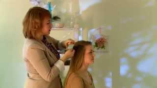 Видеокурс по плетению красивых кос от Школы плетения кос