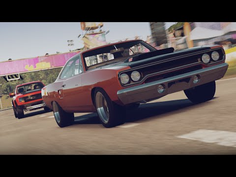 Fast & Furious - Barn Find Location & Gameplay - 1970 Plymouth Road Runner! (Forza Horizon 2)