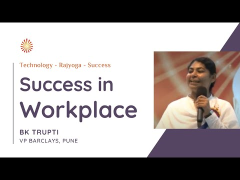 Day 3 : 20-09-2015 - Success in Workplace - BK Trupti - VP Barclays - Pune