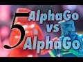 AlphaGo Vs Alphago With Michael Redmond 9p Game 5 mp3