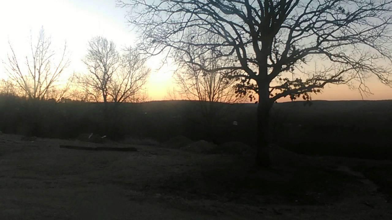 Time Lapse Sunrise Over Lebanon Missouri Youtube