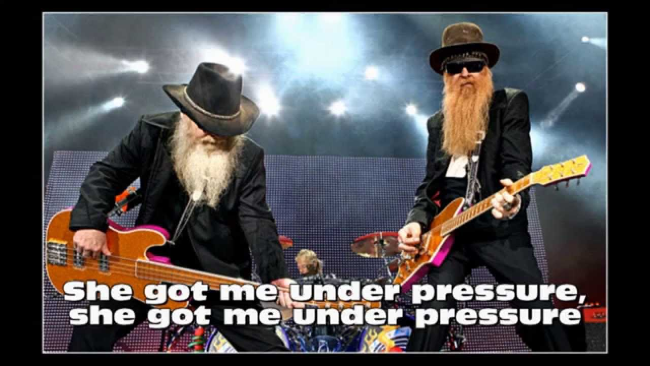 Under pressure lyrics youtube