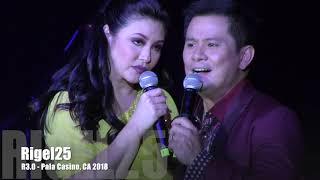 Regine Velasquez - R3.0 Pala Casino 2018 - Pangako Duet