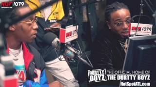 Migos Share How They Feel About People Who Are Reaching For Relevance with J Nicks