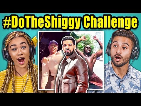 COLLEGE KIDS REACT TO #InMyFeelingsChallenge (#DoTheShiggy)