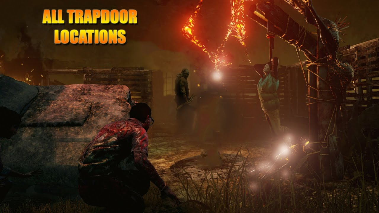 Dead By Daylight Hatch Locations Map