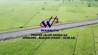 PROYEK JALUR GANDA WASKITA (JGJM-18) MEI 2018