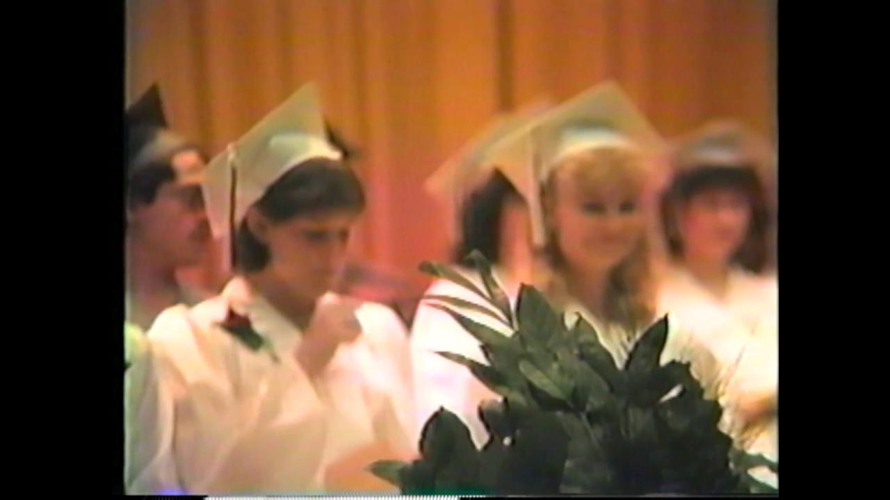 CCRS Graduation  6-19-87