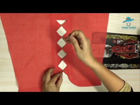 Latest Beautiful Sleeves Design Cutting And Stitching (Very Easy Way ) || trendy Fashion