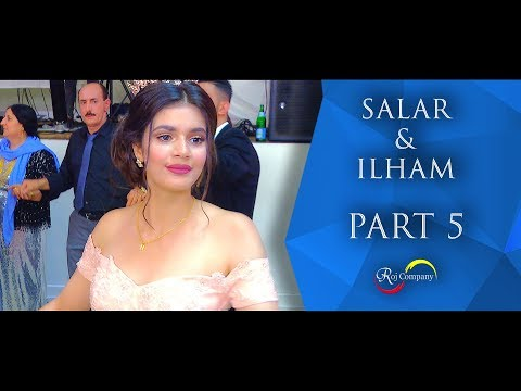 Salar & Ilham - Part 5 - 29.07.18 - Raman Dari - Roj Company