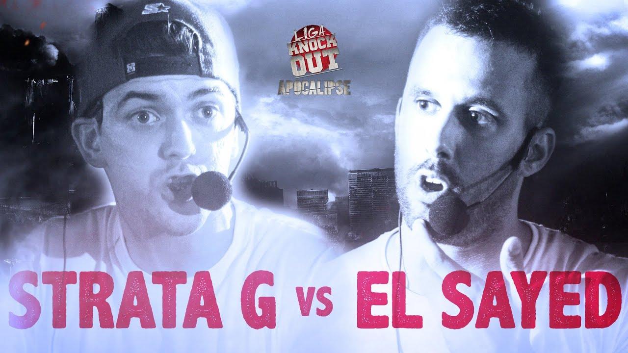 Download Liga Knock Out / EarBOX Apresentam: Strata G vs El Sayed (Apocalipse)