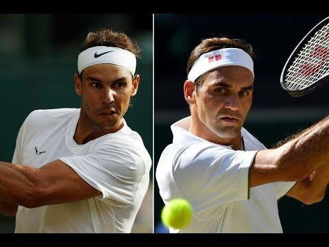 Rafa Nadal Vs Roger Federer Live Streaming: Wimbledon Preview