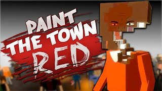 ZOMBIE OUTBREAK - Best User Made Levels - Paint the Town Red thumbnail