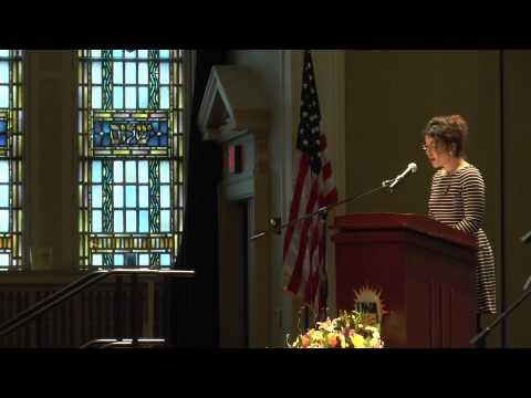 Dr. Martin Jack Rosenblum Memorial, 1/16/14: Sarah Terez Rosenblum